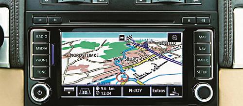 Niektóre fabryczne odbiorniki w modelach VW kodują się automatycznie. /Motor