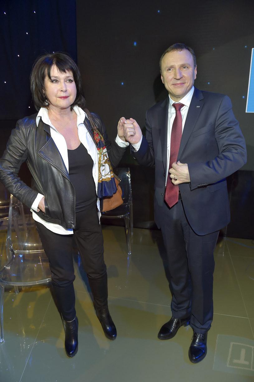 Niektóre gwiazdy wiedzą, jak wywalczyć sobie przychylność prezesa /Kurnikowski /AKPA