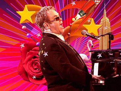 Niekwestionowana supergwiazda muzyki rozrywkowej - sir Elton John  /materiały prasowe