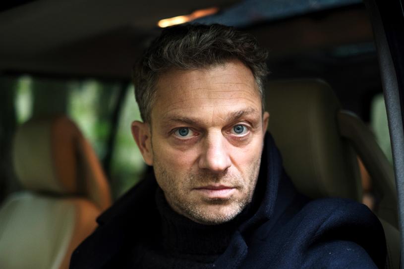 """""""Nielegalni"""": Grzegorz Damięcki jako Konrad Wolski /Canal+"""