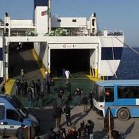 Nielegalni imigranci zdewastowali prom płynący do Neapolu