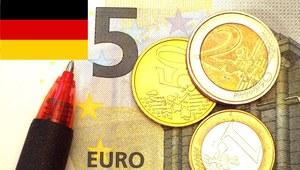 Niemcy: Płaca minimalna wzrasta od przyszłego roku do 8,84 euro za godzinę