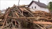 Niemcy: Powodzie po nawałnicach. Kolejne ofiary śmiertelne