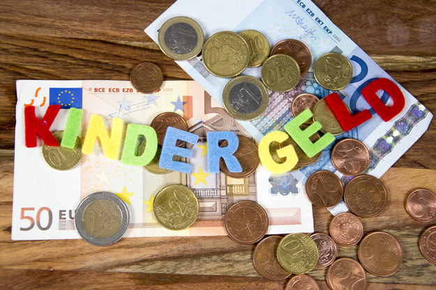 Niemcy: Rząd chce obniżyć zasiłki na dzieci dla obywateli innych krajów UE /123RF/PICSEL