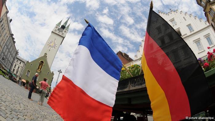 Niemcy: Steinmeier stawia na Francję i Polskę /Deutsche Welle