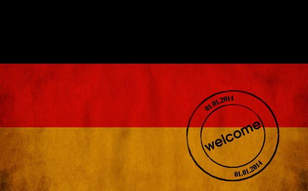 Niemcy zapraszają /123/RF PICSEL