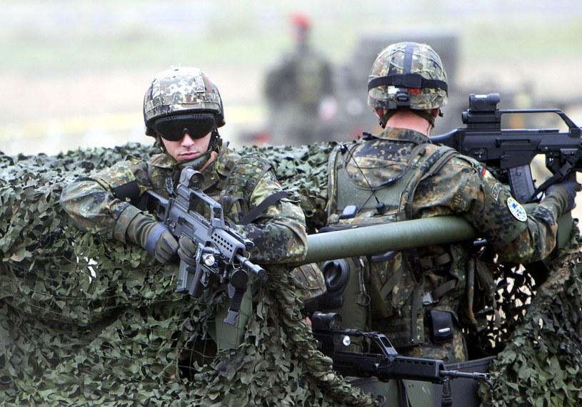 Niemiecka armia /AFP