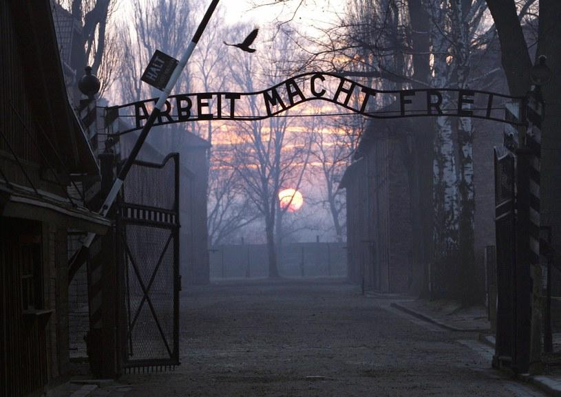 Niemiecki obóz koncentracyjny - KL Auschwitz /AFP