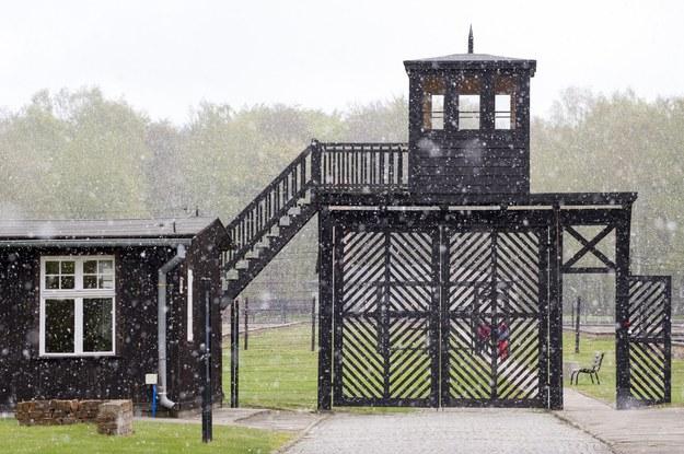 Niemiecki obóz koncentracyjny Stutthof /Wojciech Stróżyk /Reporter