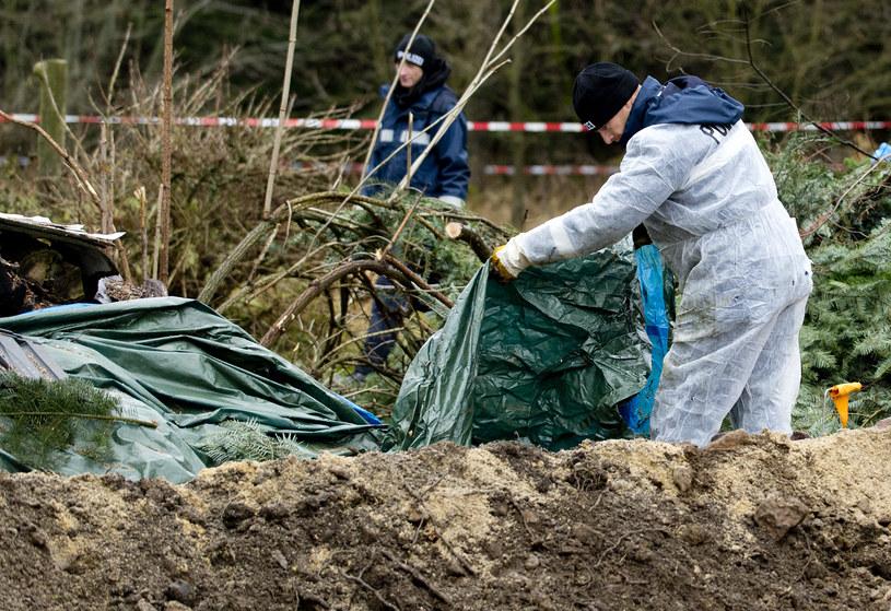 Niemiecki policjant zabił Polaka /AFP