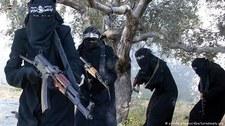 Niemieckie dżihadystki chcą wracać do domu