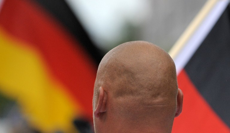 Niemieckie władze wpadły na ślad działającej w więzieniach tajnej organizacji neonazistów /AFP