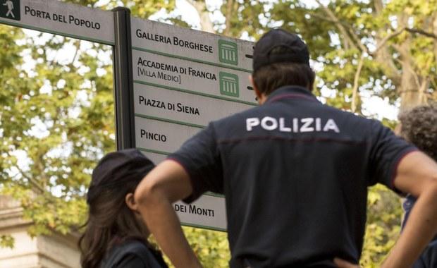 Niemka zgwałcona w centrum Rzymu. Jako sprawcę wskazała Polaka
