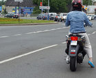 Nienawidziłam jeżdżących na skuterach. Aż pewnego dnia...
