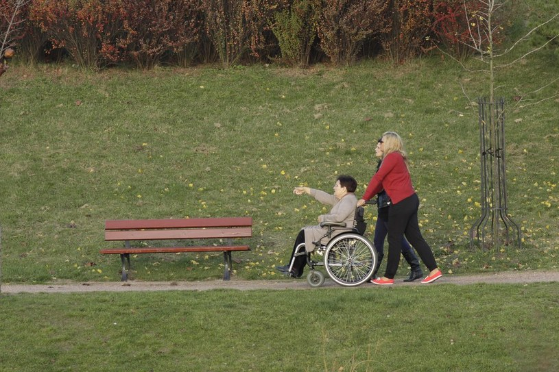 Niepełnosprawność nie musi być przeszkodą w realizowaniu swoich pasji /Adrian Ślazok /East News
