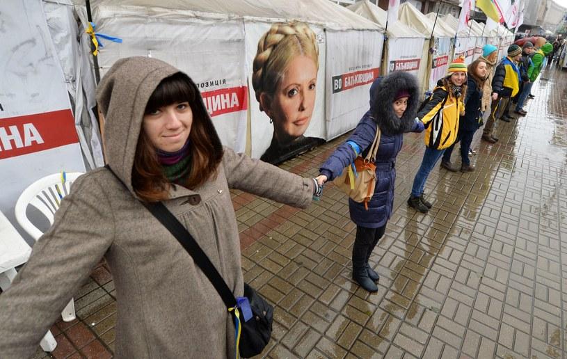 Niepodpisanie umowy z UE pogorszy sytuację gospodarczą Ukrainy /AFP