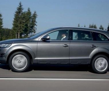 Niepowtarzalny uśmiech losu. Pięcioletnie Audi Q7 w idealnym stanie  za 20 tys. zł?