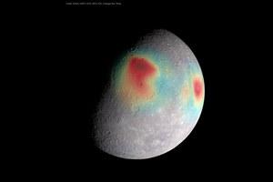 Nieregularne pole grawitacyjne Merkurego