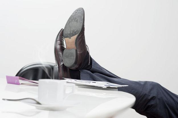 Nieróbstwo w pracy można porównać do choroby /©123RF/PICSEL