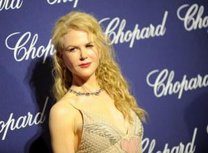 Nieruchoma twarz Nicole Kidman