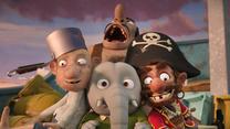 """""""Niesamowita historia wielkiej gruszki"""" [trailer]"""