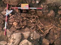 Niesamowite odkrycie. Para z prehistorii