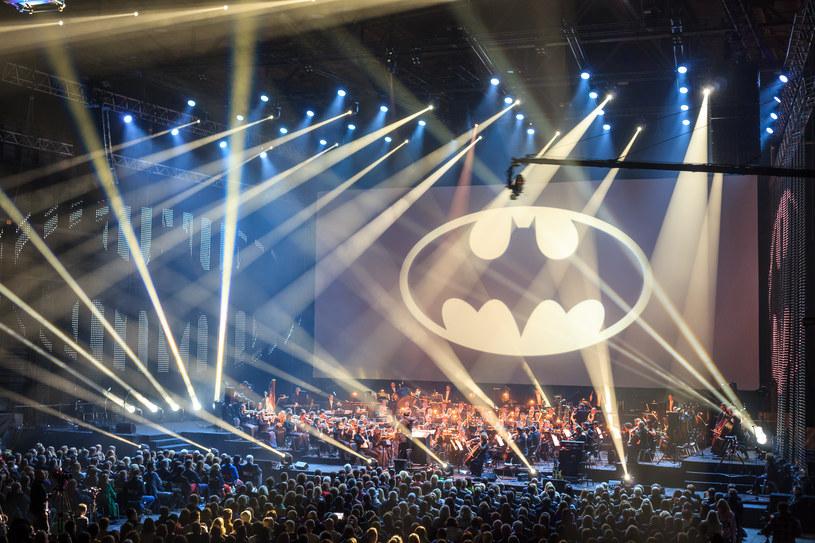 Niesamowite wizualizacje do suity z filmów o Batmanie /Wojciech Wandzel /materiały prasowe