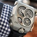 Niesamowity Urwerk EMC - najdokładniejszy mechaniczny zegarek świata?