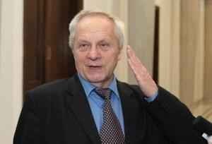 Niesiołowski: Wniosek o moje odwołanie jest wnioskiem politycznym