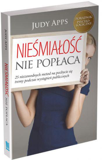 Nieśmiałość nie popłaca /Styl.pl/materiały prasowe