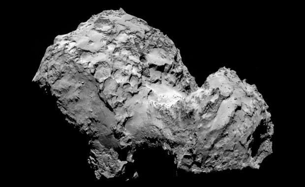 Niespodzianki prosto z komety 67P