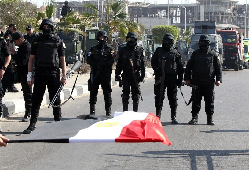 Niespokojnie w Egipcie /PAP/EPA