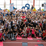 Nietypowa lekcja WF. W roli nauczycielek - mistrzynie olimpijskie
