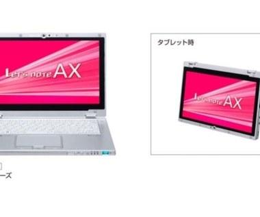 Nietypowy hybrydowy notebook od Panasonica