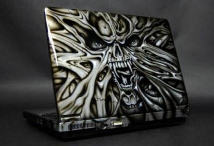 Nietypowy laptop Broodling /materiały prasowe