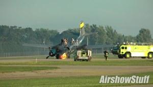 Nieudane lądowanie A-26 Invader