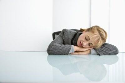 Nieustanne uczucie zmęczenia trwające dłużej niż pół roku może świadczyć o chorobie  /© Panthermedia