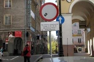 Niewidzialny znak? /RMF
