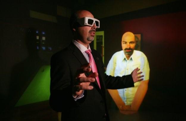 Niewielu terapeutów używało dotąd wirtualnych środowisk do leczenia fobii /The New York Times