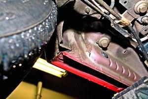 Niewłaściwe zabezpieczenie antykorozyjne: to nie wróży dobrze trwałości S-Maxa. /Motor