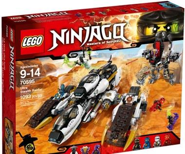 Niewykrywalny pojazd Ninja