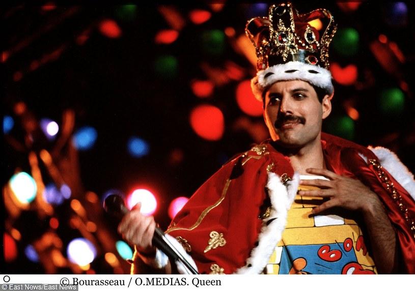 Niezapomniany Freddie Mercury (Queen) /East News