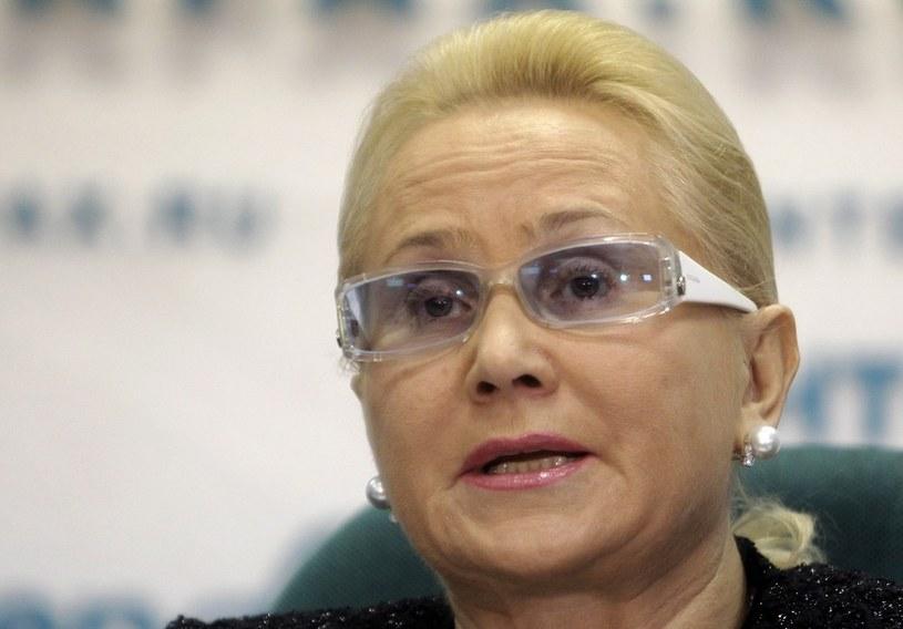 Niezmienną przewodniczącą MAK jest Tatjana Anodina. /AP Photo/Sergey Ponomarev /Agencja SE/East News