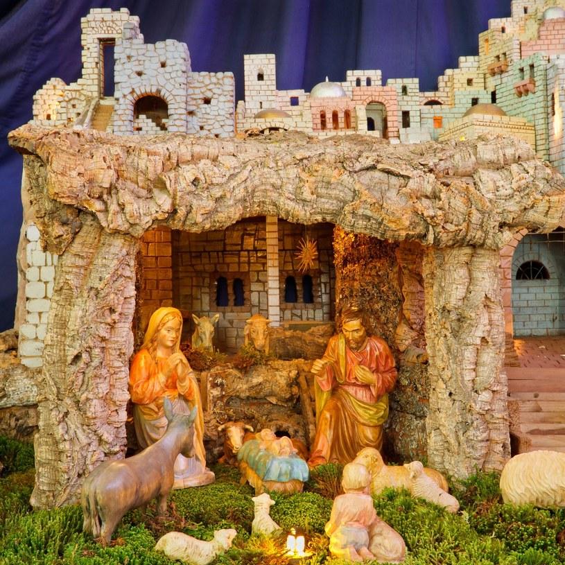 Nieznany jest dokładny rok narodzin Jezusa /©123RF/PICSEL