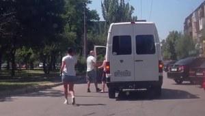 Niezniszczalny facet z Ukrainy