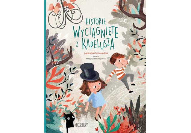 Niezwykła książka dla dzieci /materiały prasowe