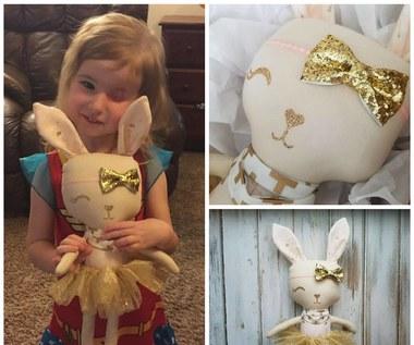 Niezwykła lalka dla niezwykłej dziewczynki