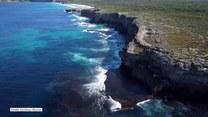 Niezwykła wyspa Kangura z lotu ptaka