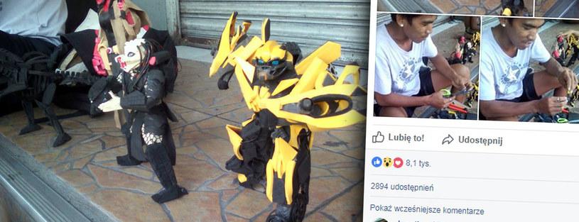 Niezwykłe dzieło Filipińczyka /Facebook /Internet