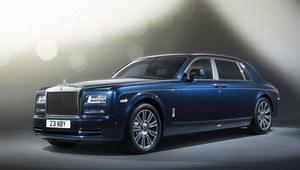Niezwykle ekskluzywny Rolls-Royce Phantom Limelight